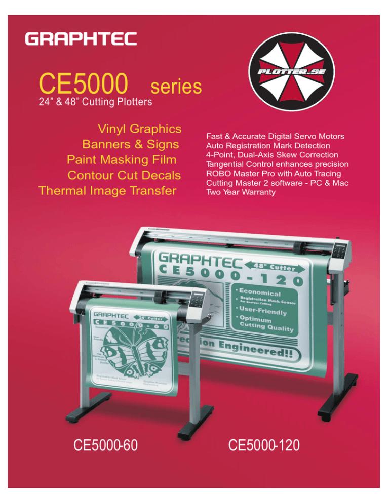 Graphtec Ce3000-40 Drivers