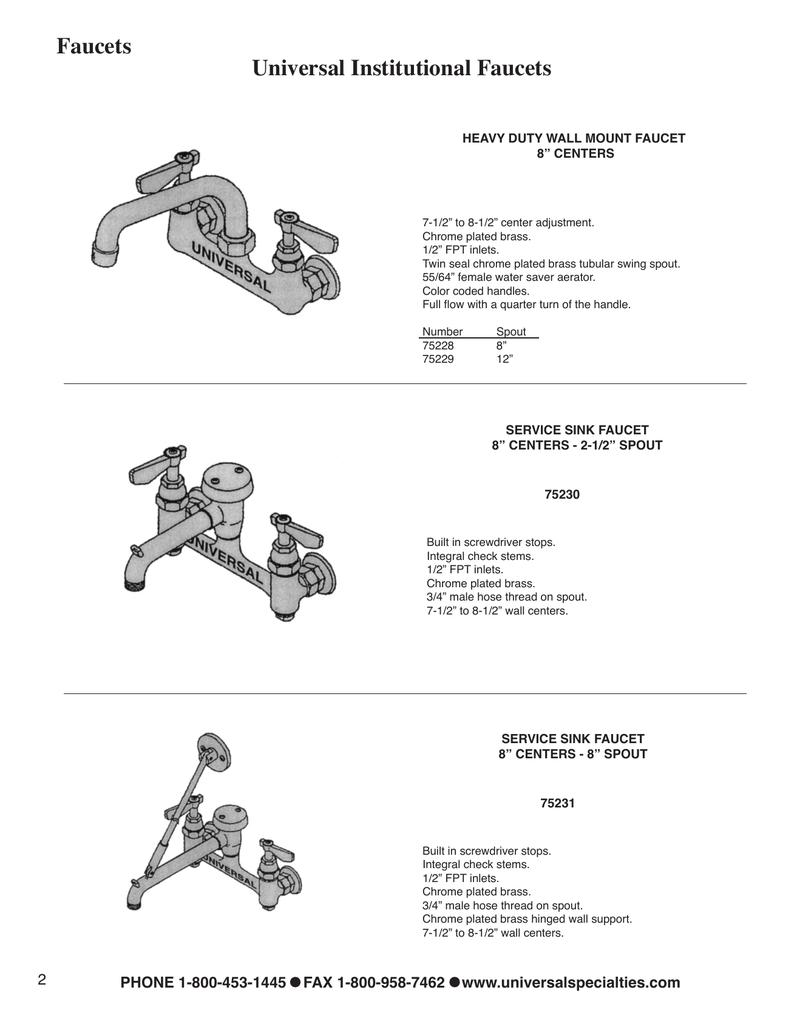 Kohler Ridgid 17478 Nut StandardPlumbing