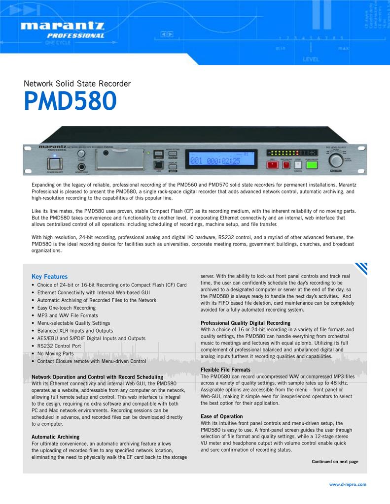 PMD580   manualzz com
