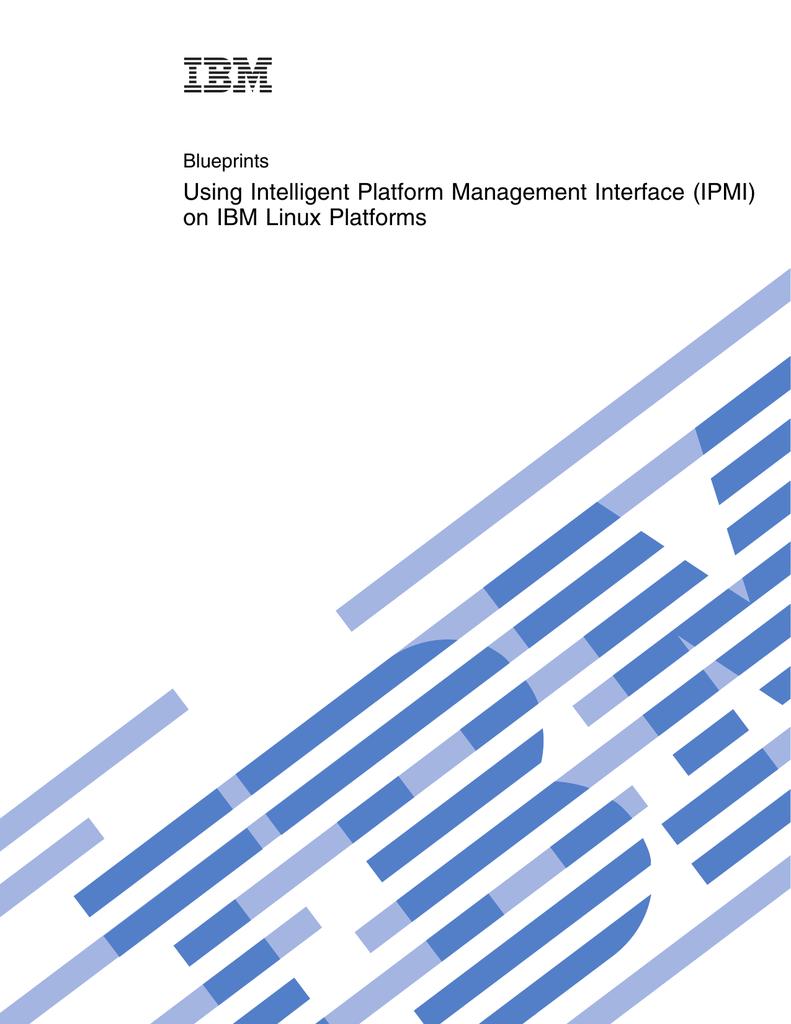 Using Intelligent Platform Management Interface (IPMI) on