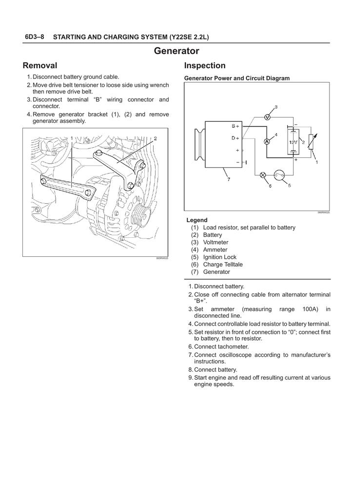 Isuzu 1999-2002 - Quality Service Manual | Manualzzmanualzz