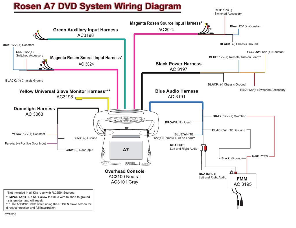 Wire Diagram A7.ai | manualzz.com on