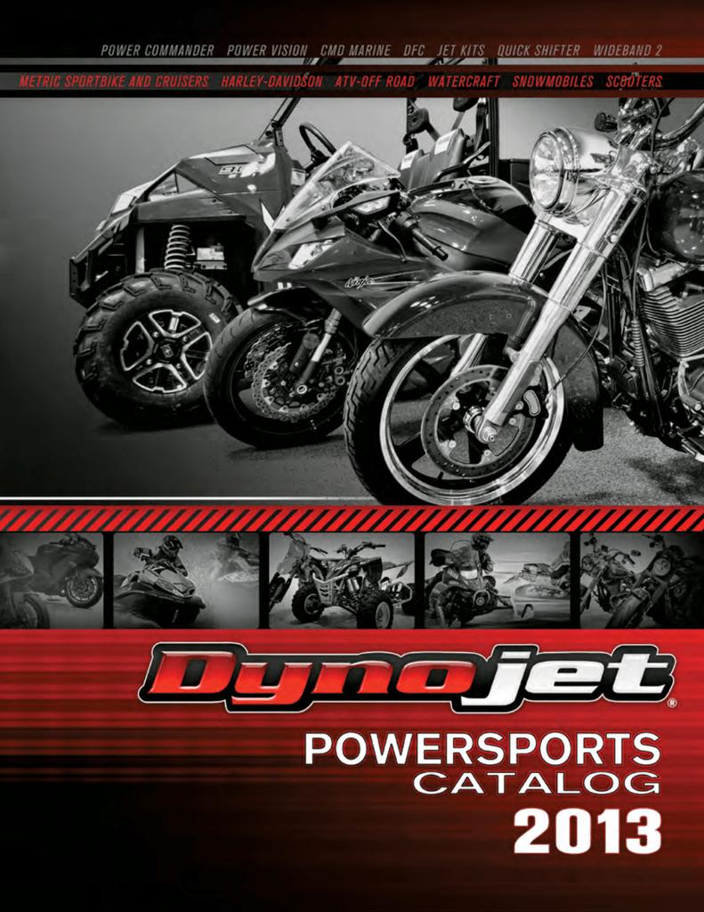Established in 1972, Dynojet is a Research | manualzz com