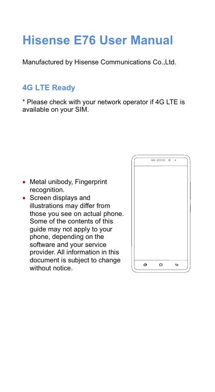 a88 user manual