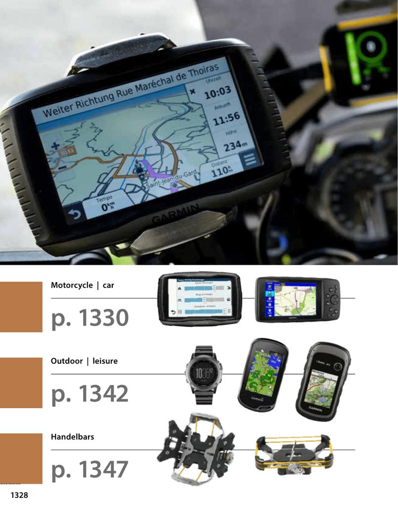 Garmin Motorcycle Mount Weather Cover Cap¦For Zumo 590LM 595LM GPS Sat Nav¦Black