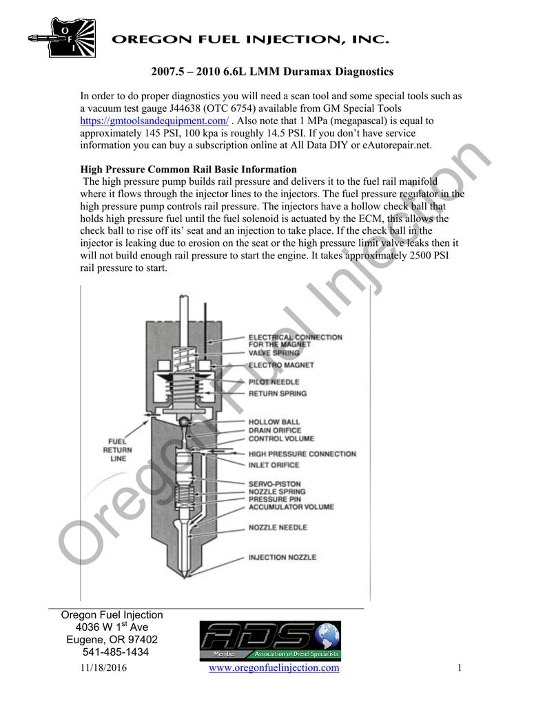 PDF: 2007 5-2010 6 6L LMM Duramax | manualzz com
