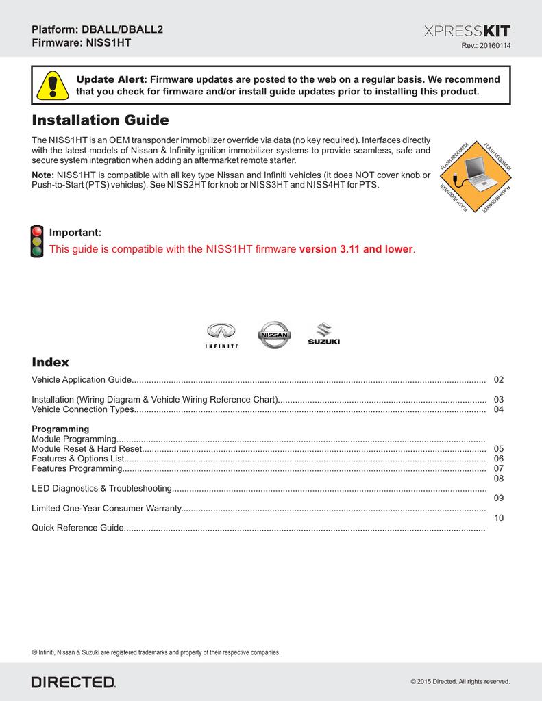 DBALL-DBALL2-NISS1HT-3.11 EN IG NF20160114 | manualzz.com on