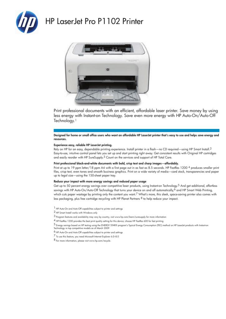 hp laserjet pro p1102 basic driver for windows 32 bit