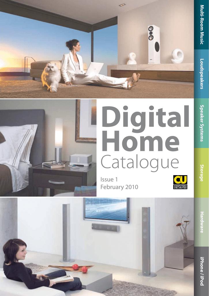 Digital Home Catalogue