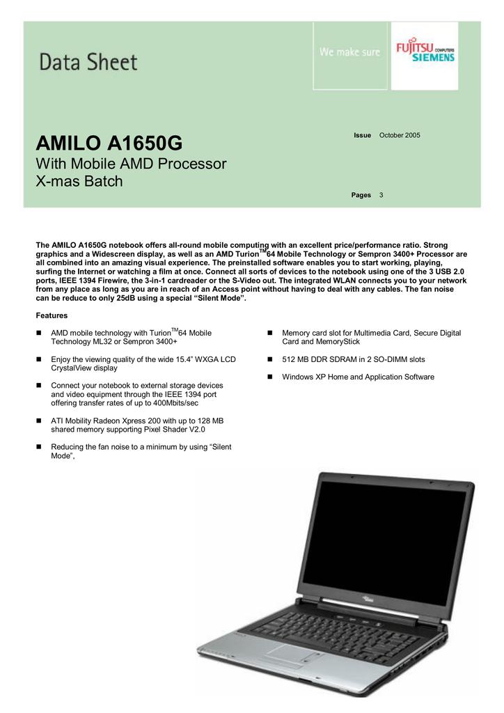 AMILO A3667G WIRELESS DRIVER FOR PC