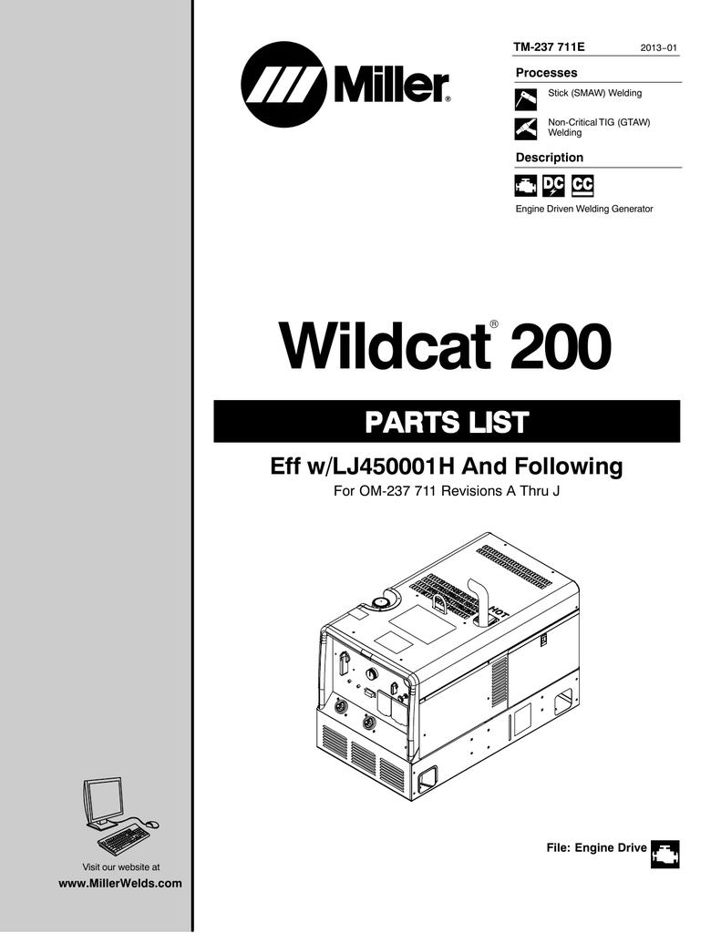 Miller Mc300670r Mb500331r Lk436133r Ma140145r Lj500001h Lk040193h Lj450001h User Manual Manualzz