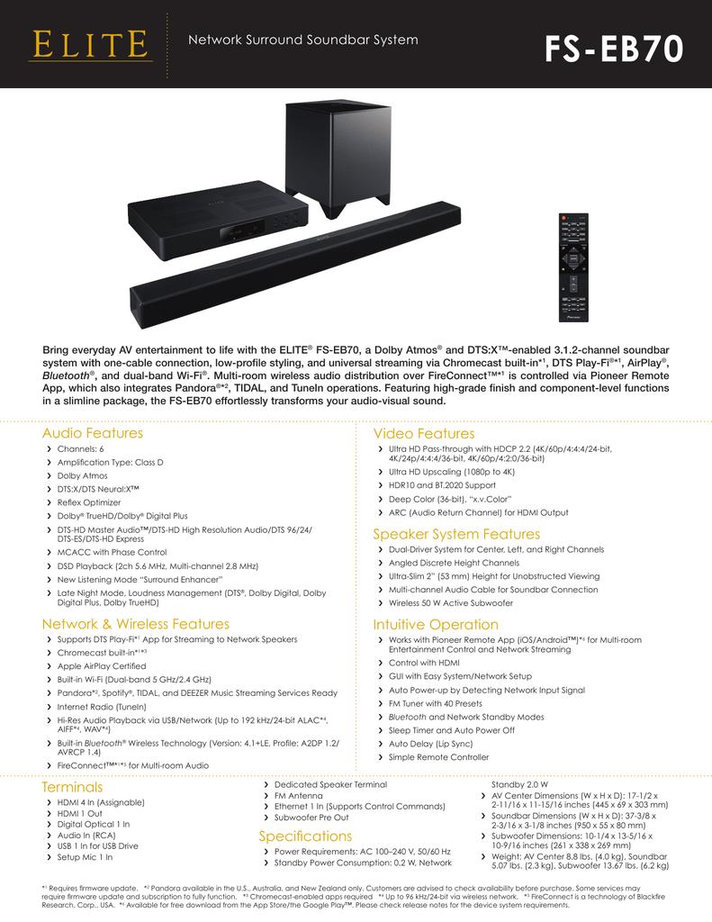 FS-EB70 - Pioneer Electronics | manualzz com