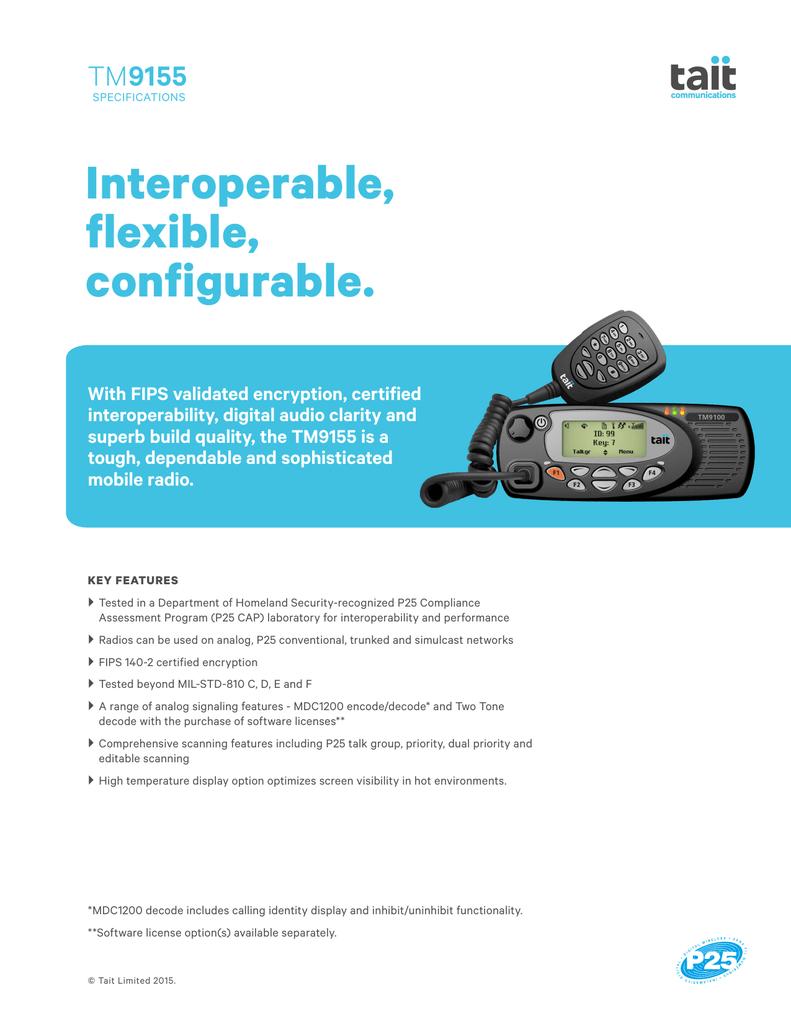 TM9155 Specifications | manualzz com