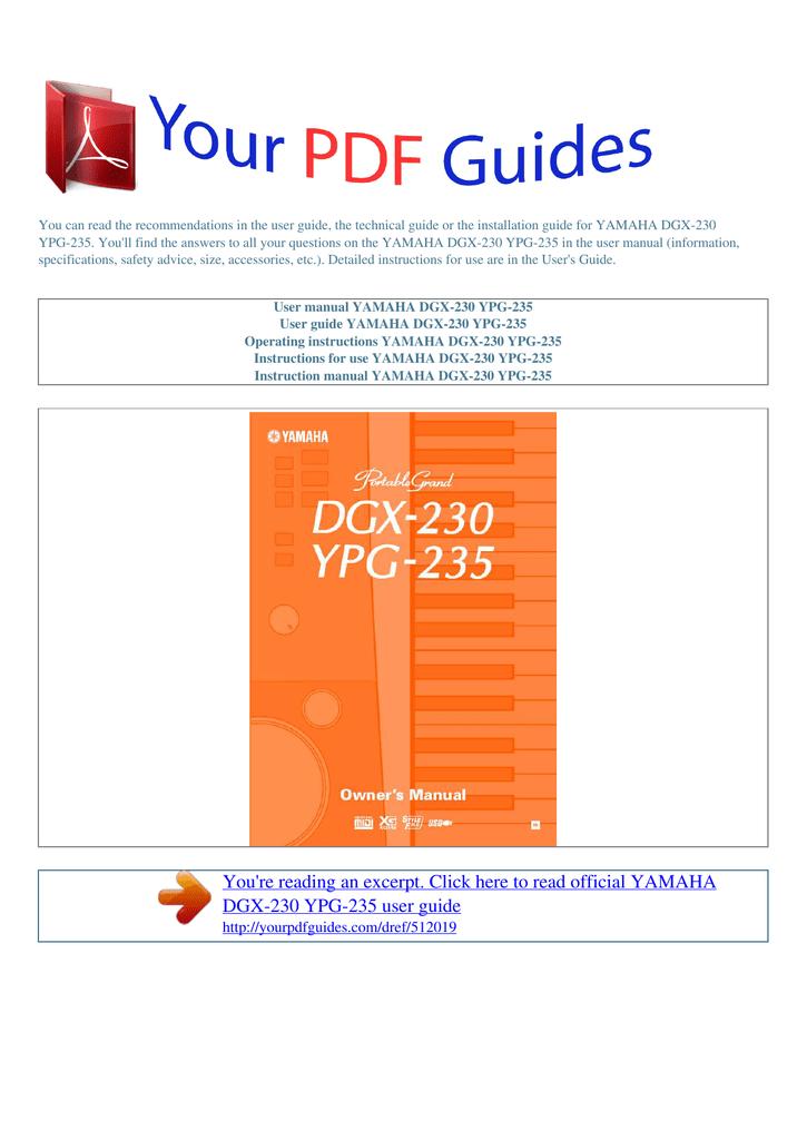 Ypg-235 descargas portable grand pianos instrumentos.