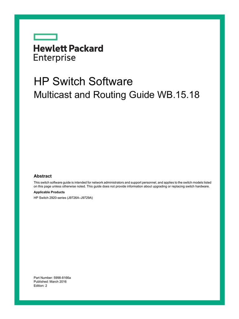 Show Ip Helper Address Vlan Hp How To Setup DHCP Relay IP