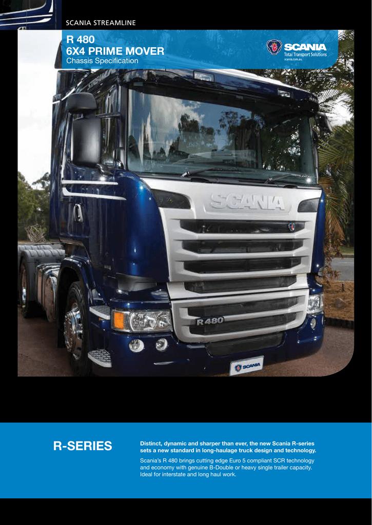 R480 6x4 Specifications | manualzz com