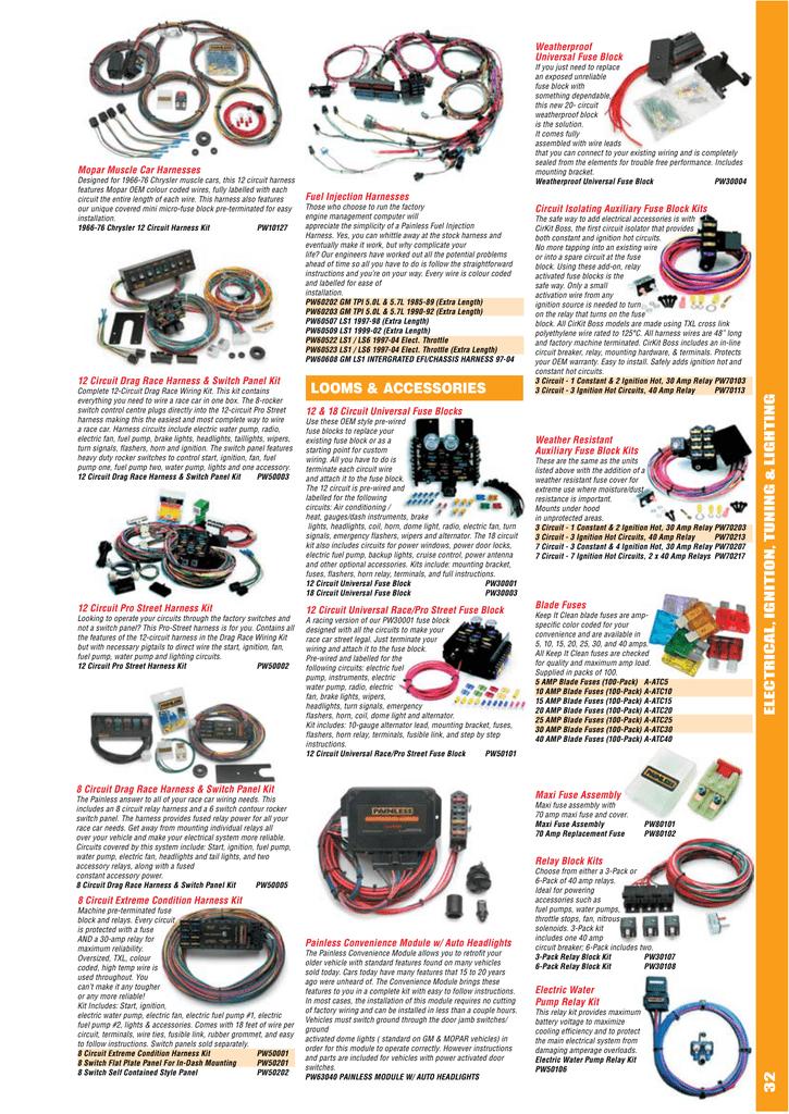 MSD8111 MSD SPST Single Pro-Mag 12 Kill Switch