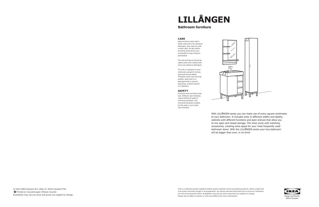 IKEA 802.285.13 /Östan/å Led Cabinet//Wall Light White