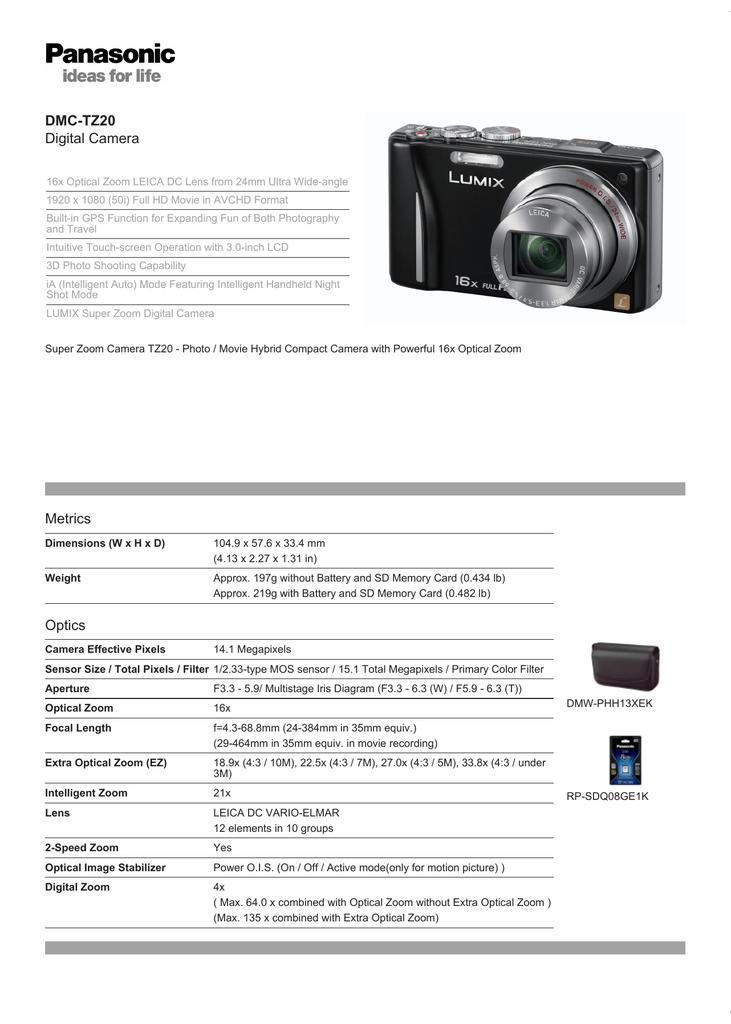 Panasonic dmc-zr3 service manual [pnxkg2w7dx4v].