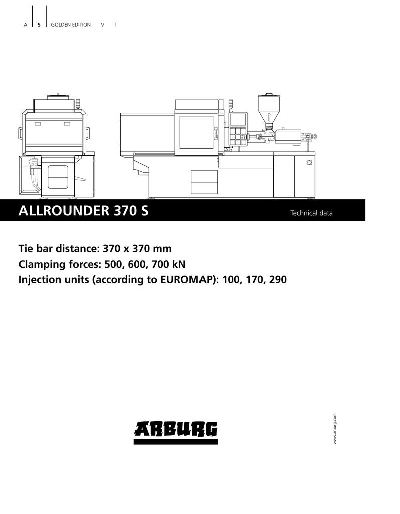 ALLROUNDER 370 S | manualzz com