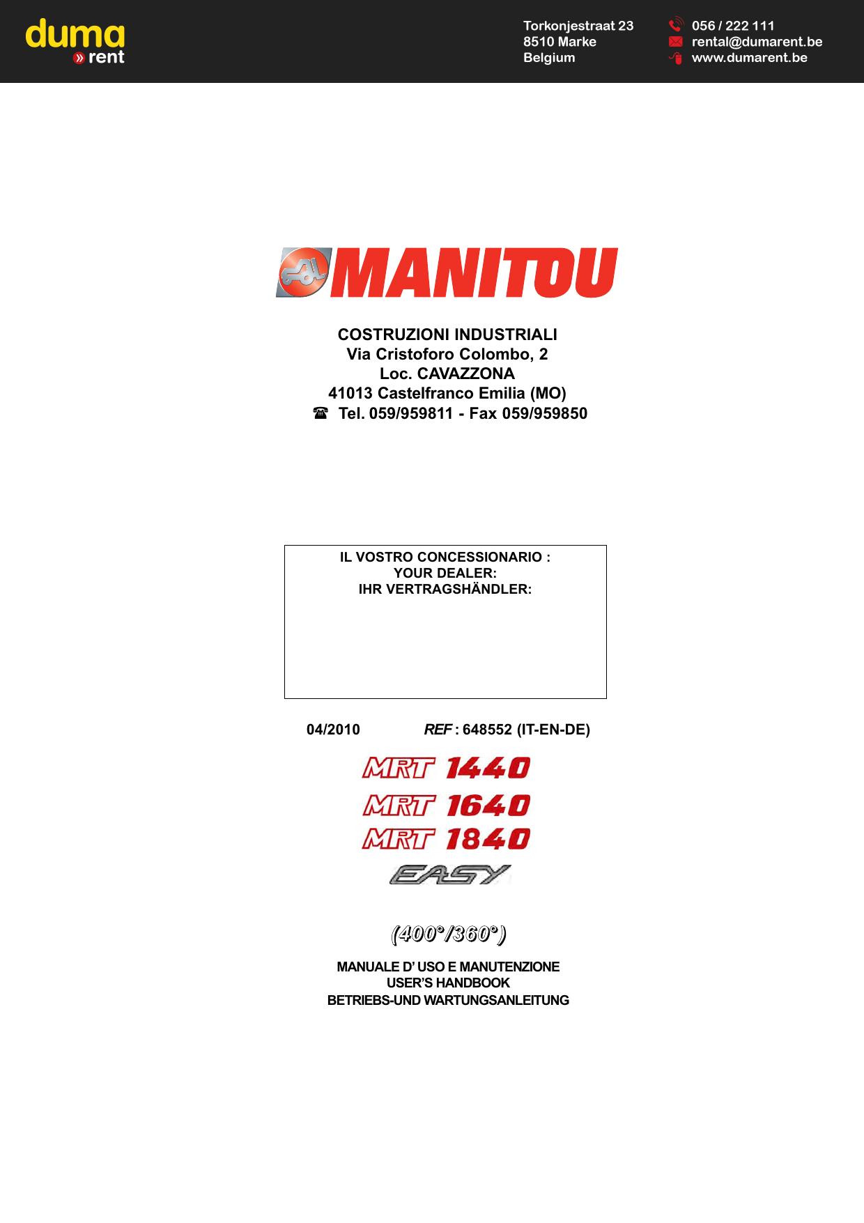 2 - Duma Rent | manualzz.com