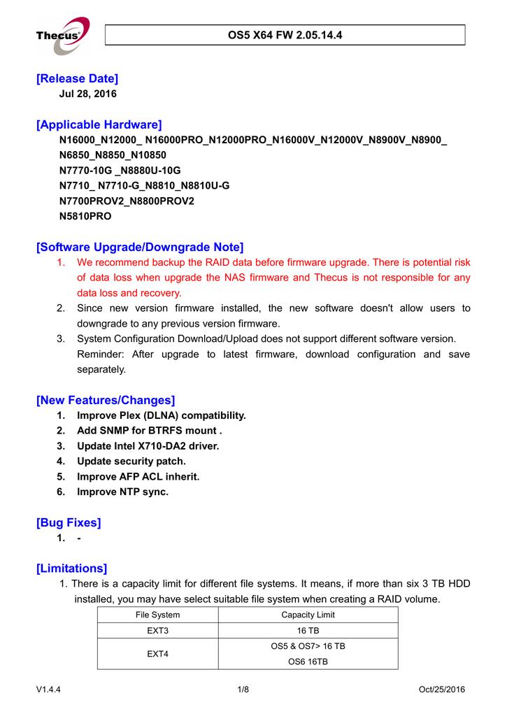 Release Note   manualzz com