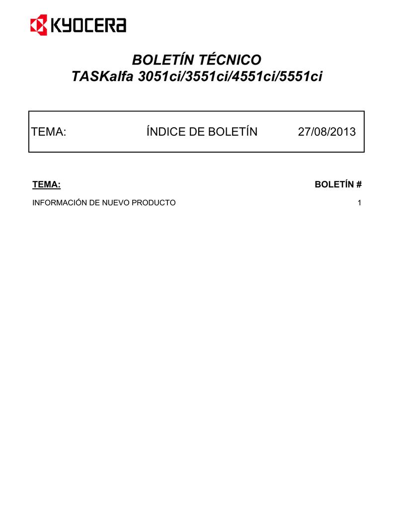 KYOCERA TASKALFA 3551CI MFP NDPS WINDOWS 8 X64 TREIBER