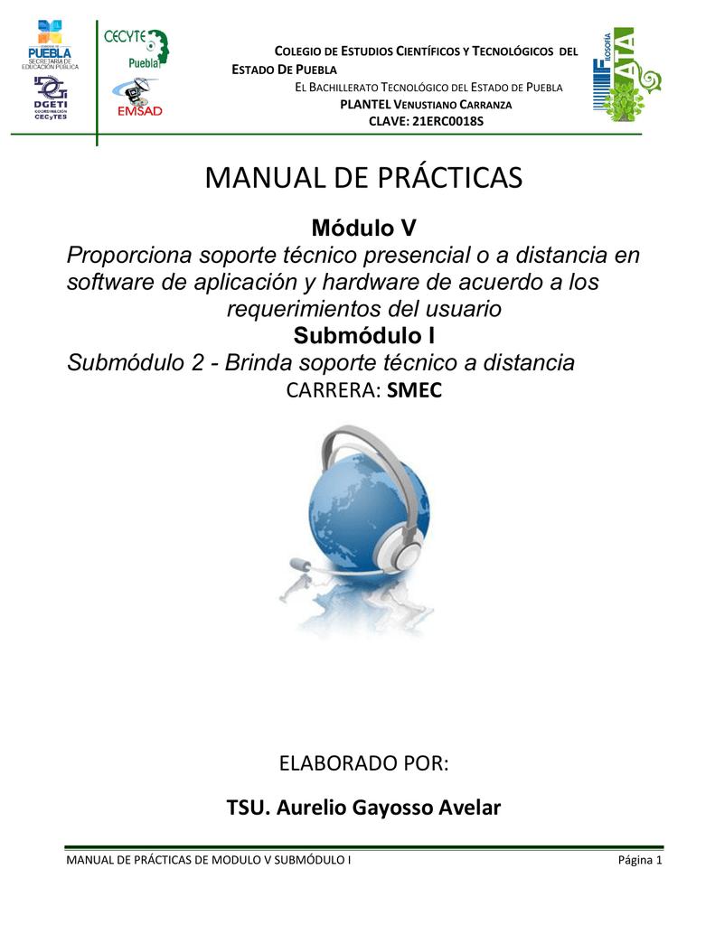 Manual De Prácticas Manualzz Com