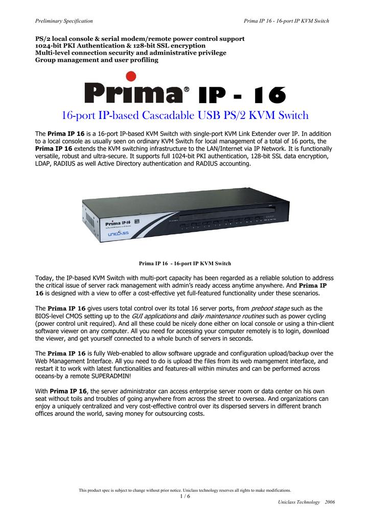 IP - 16 - Cablematic | manualzz com