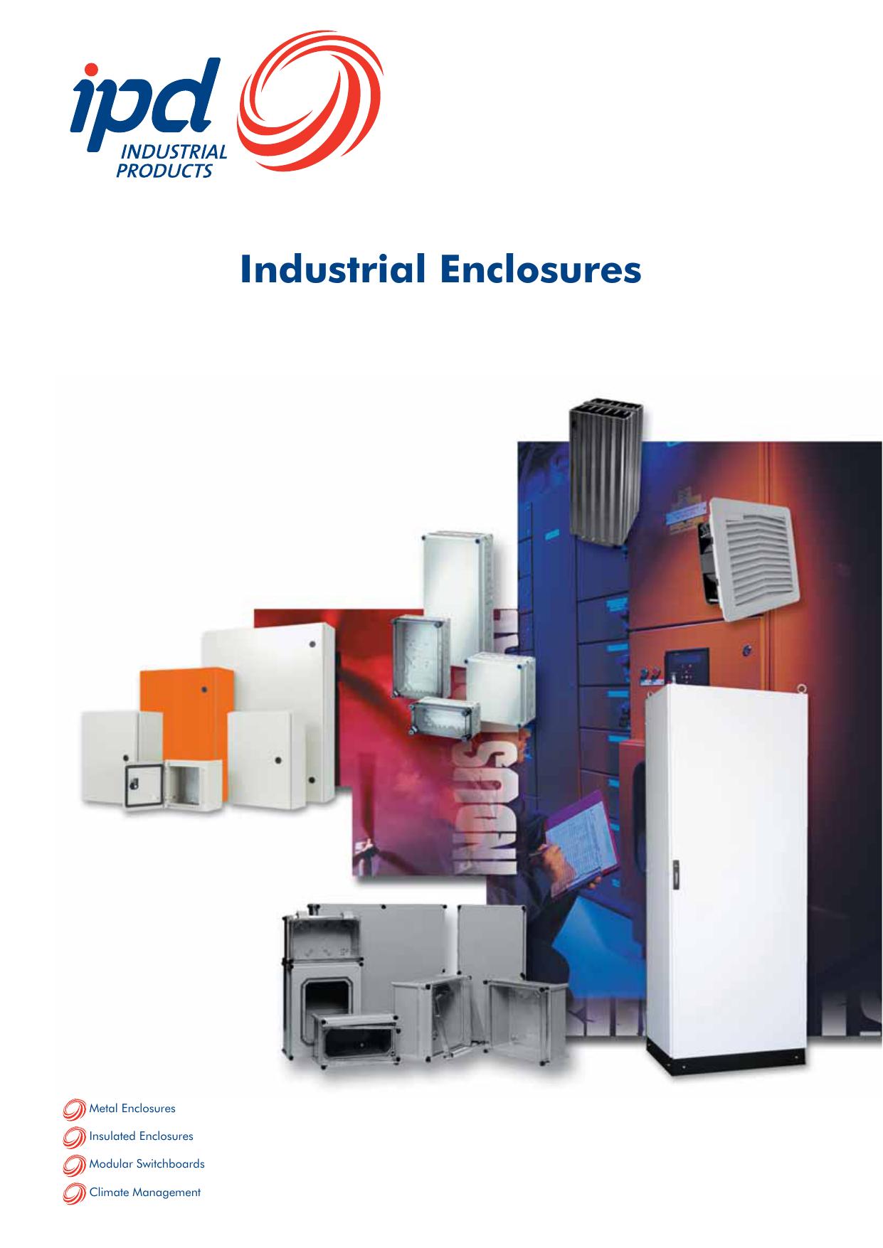 Industrial Enclosures   Manualzz