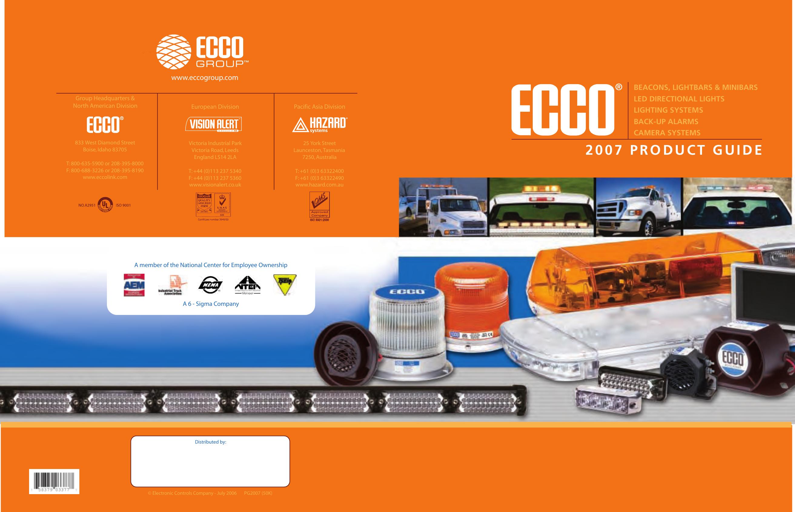 ECCO 2007 Catalogue | manualzz com
