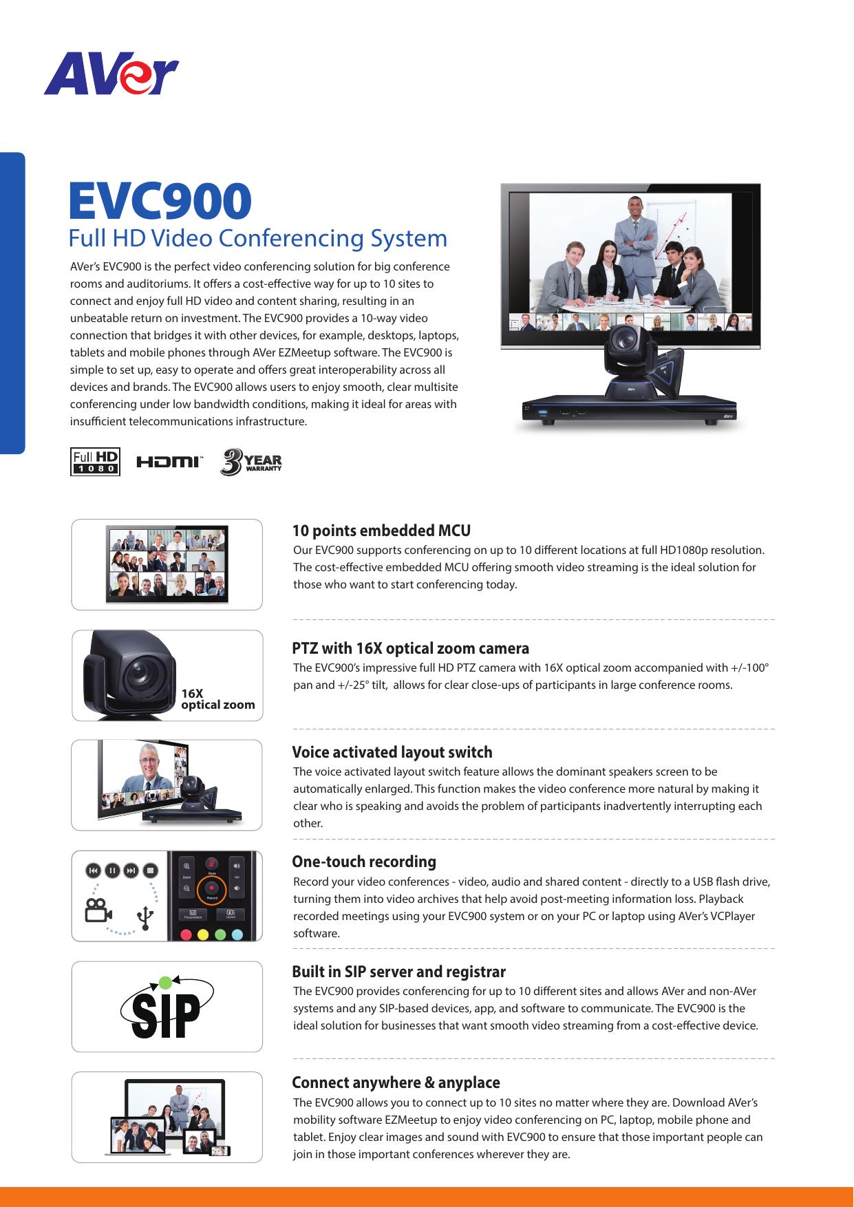 EVC900 - Business Communication | manualzz com