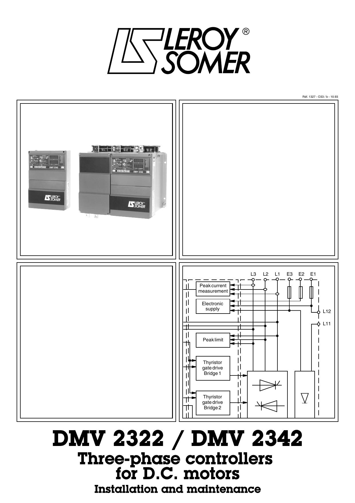 Leroy Somer 120 230 Wiring Diagram Wire A Light Bulb Socket Wiring