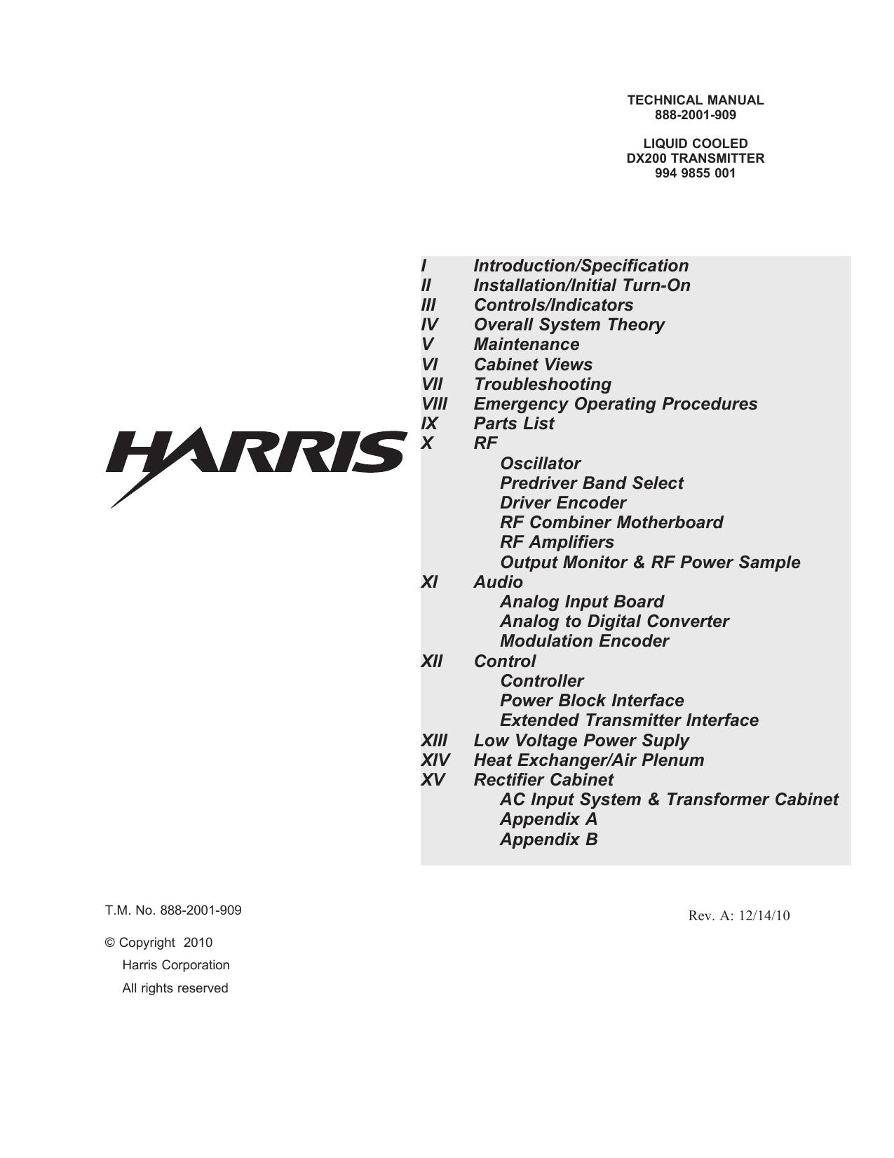 Forklift Wiring Diagram