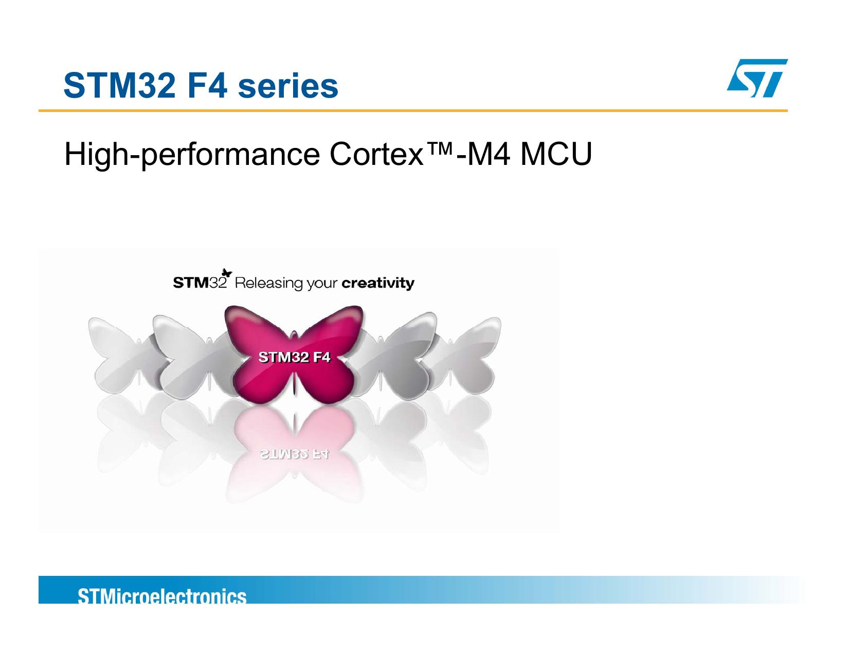 STM32 F4 series   manualzz com
