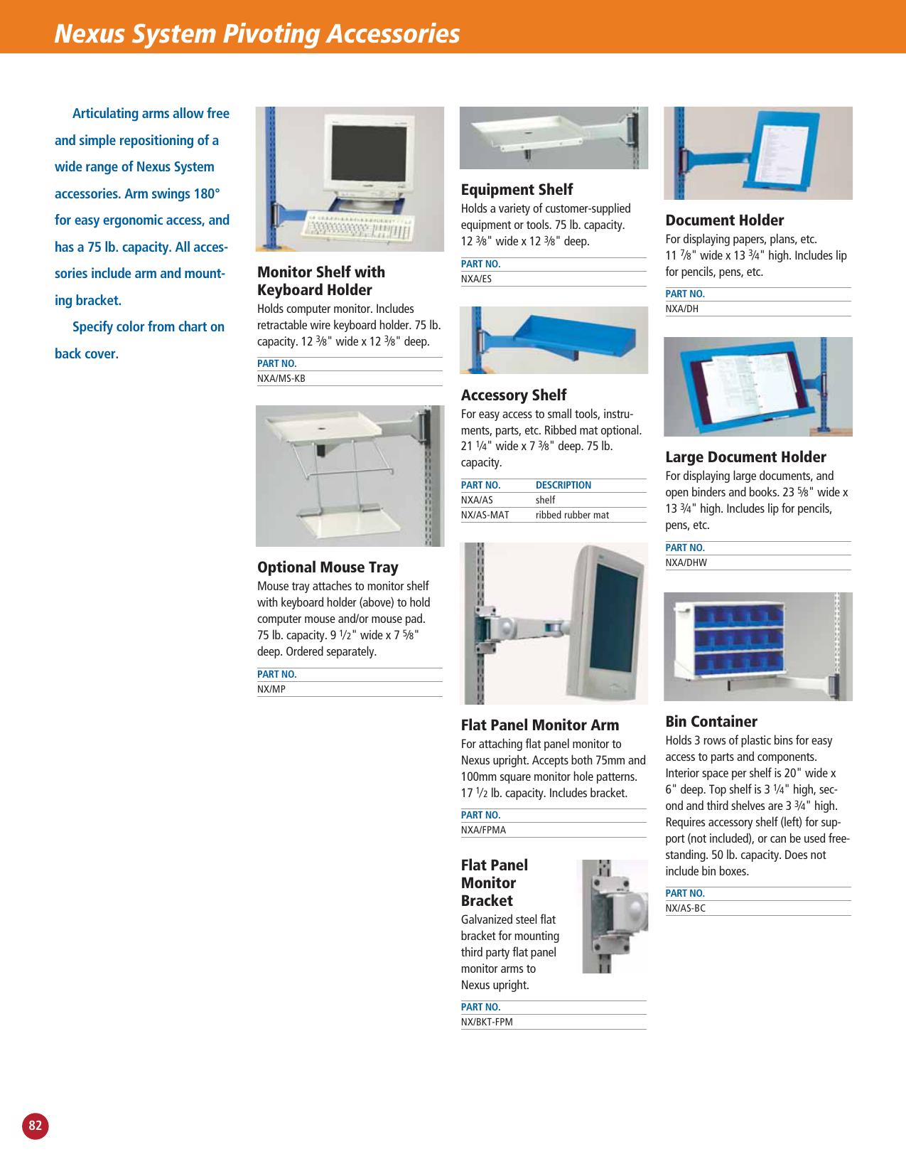 Astounding Lista General Workbench Catalog Nexus Accessory System Creativecarmelina Interior Chair Design Creativecarmelinacom