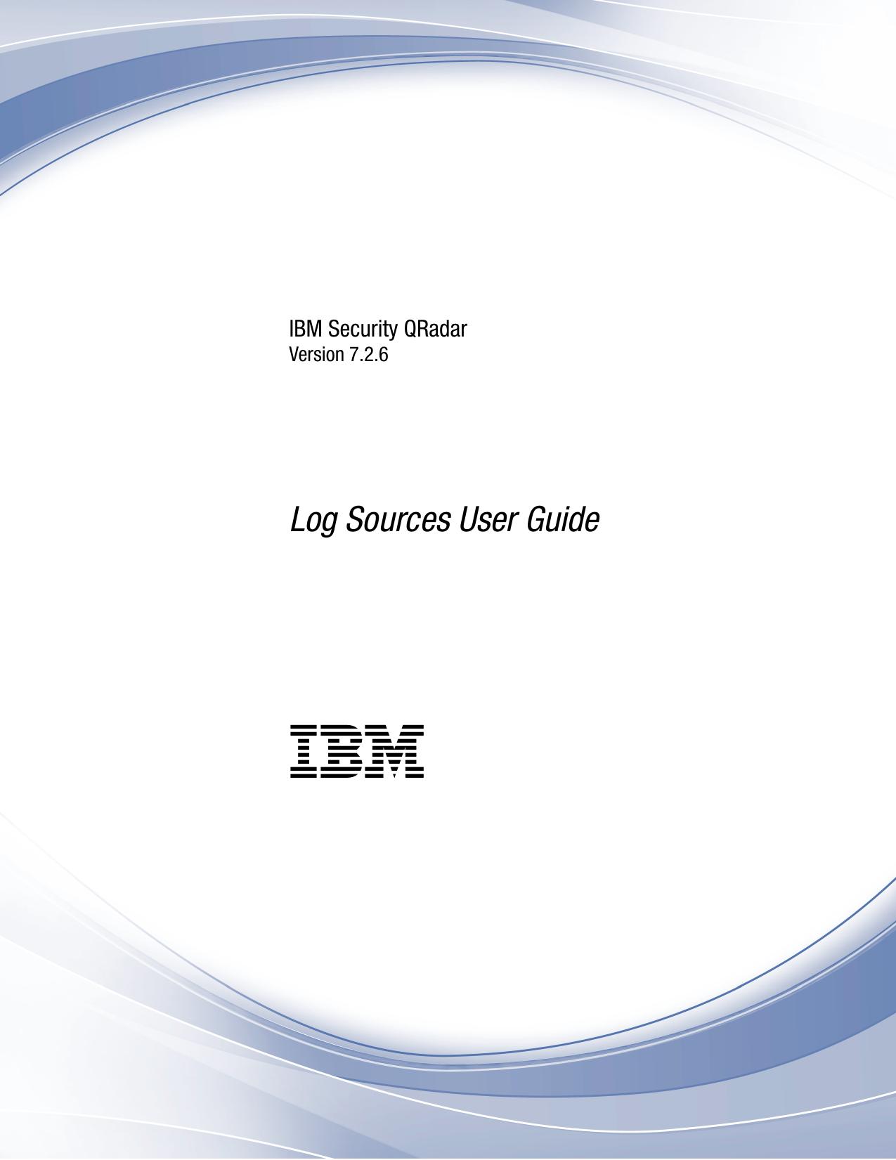 QRadar Log Sources User Guide - Documentation | manualzz com