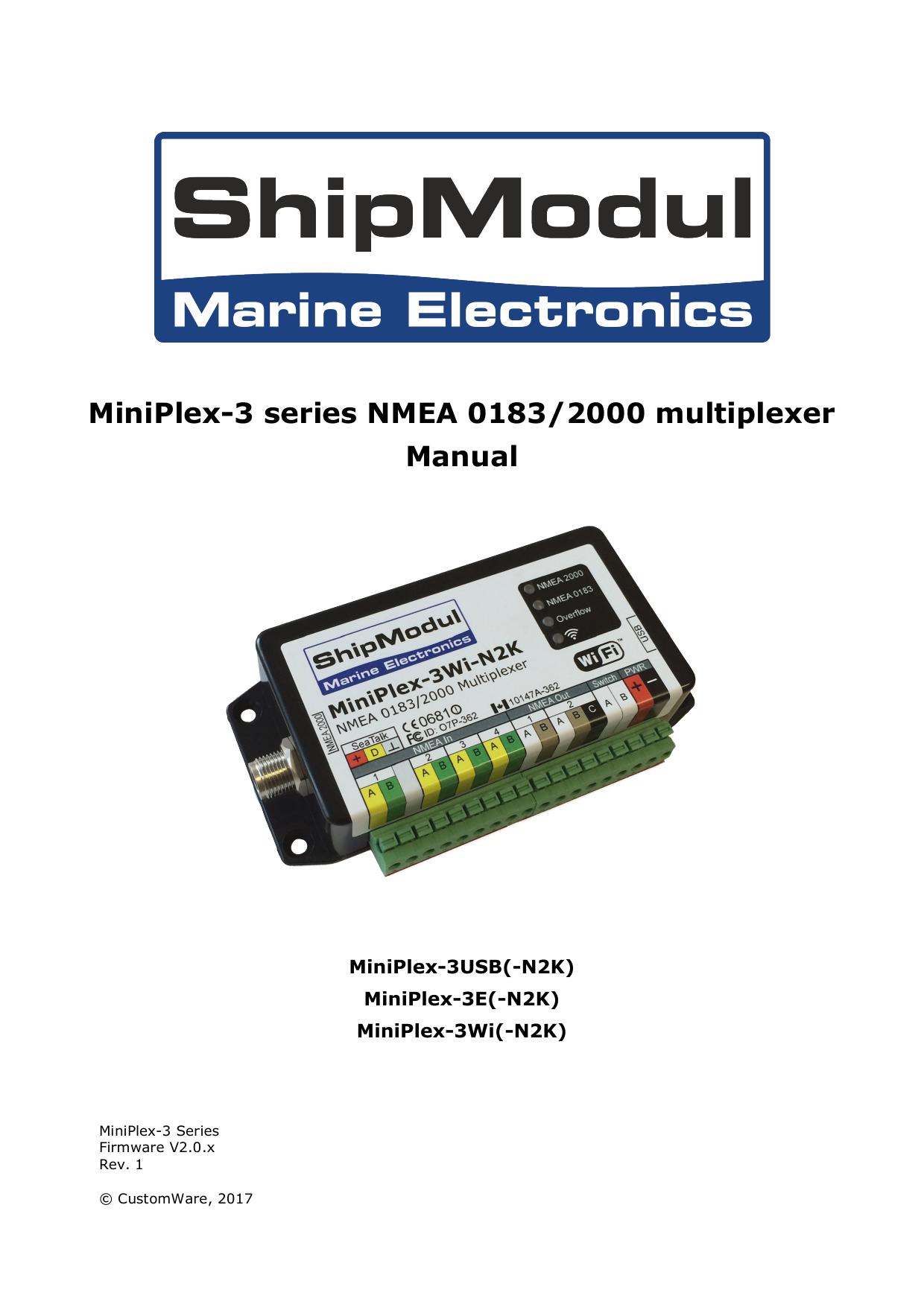 MiniPlex-3 V2 0 EN | manualzz com