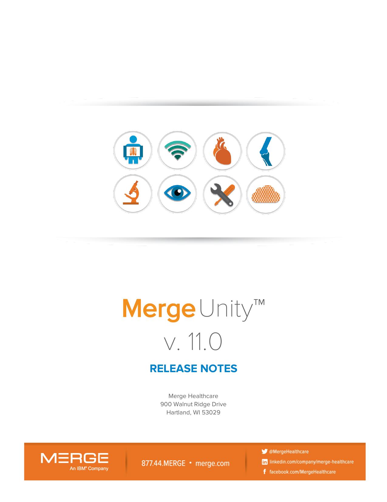 Merge Unity v  11 0 Release Notes | manualzz com