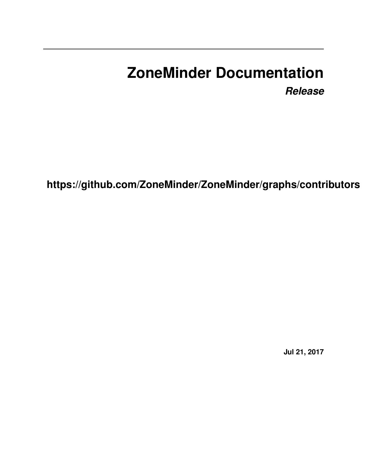 install zoneminder fedora