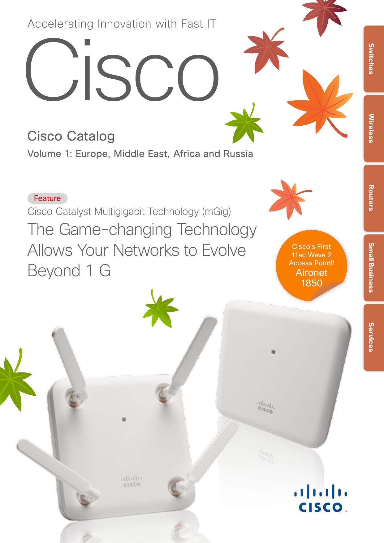 1 Year Warranty Cisco C6800IA-48FPD 48-Port 1GB PoE Instant Access 6800 Switch