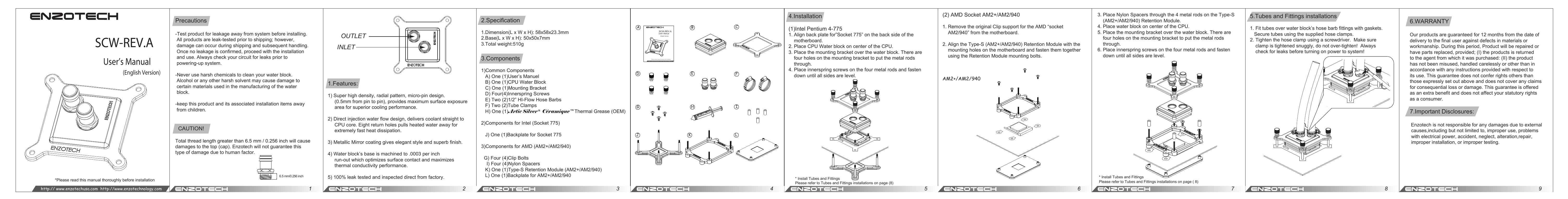 Scw Reva Enzotech Pentium 1 Block Diagram