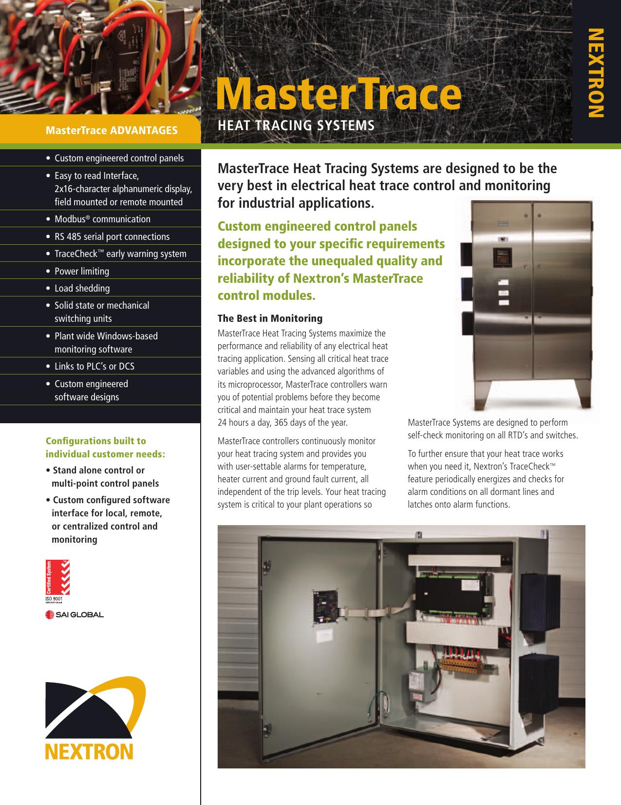 Mastertrace Heat Tracing System indd   manualzz com