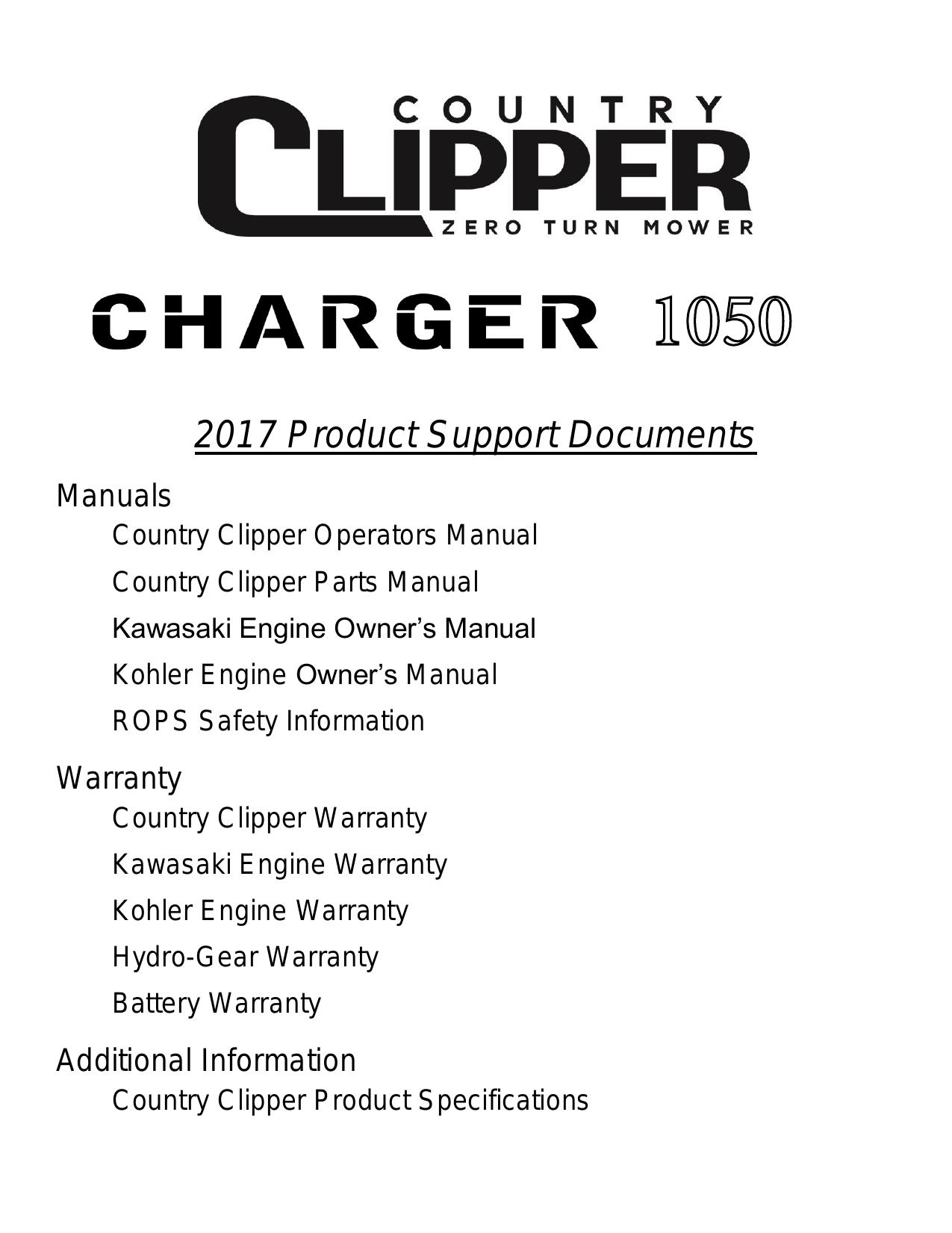 Charger Operators Manual | manualzz com