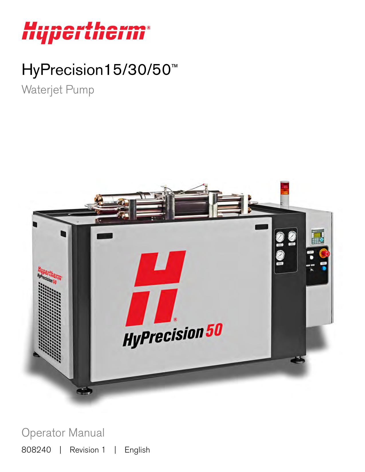 HyPrecision15/30/50   manualzz com