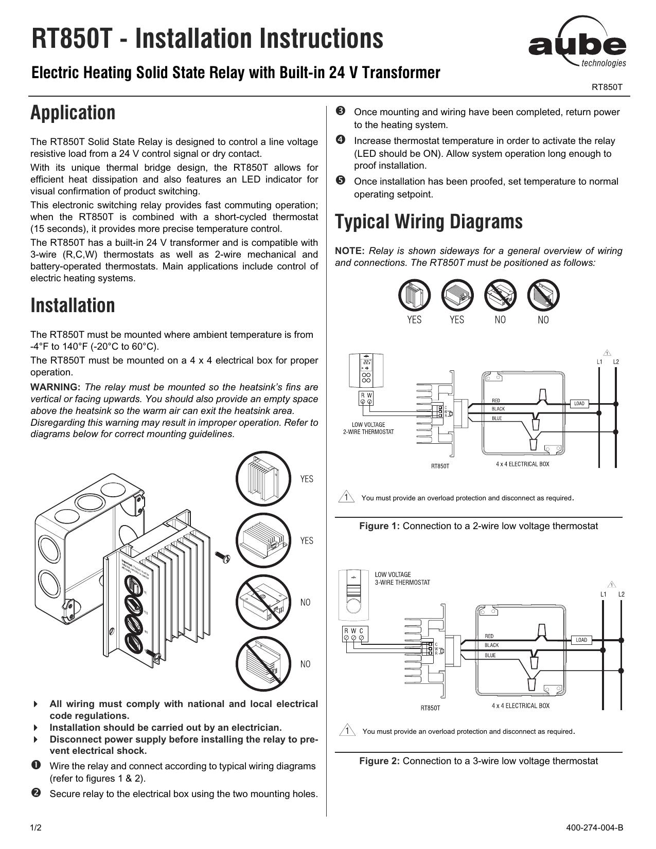 Ode 400 4x4 Wiring Diagram