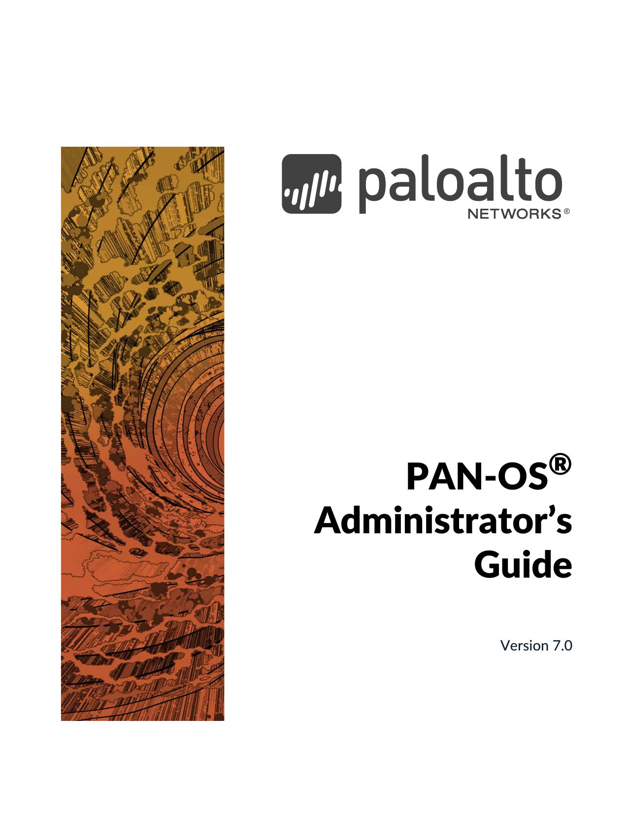 PAN-OS 7 0 Administrator`s Guide | manualzz com