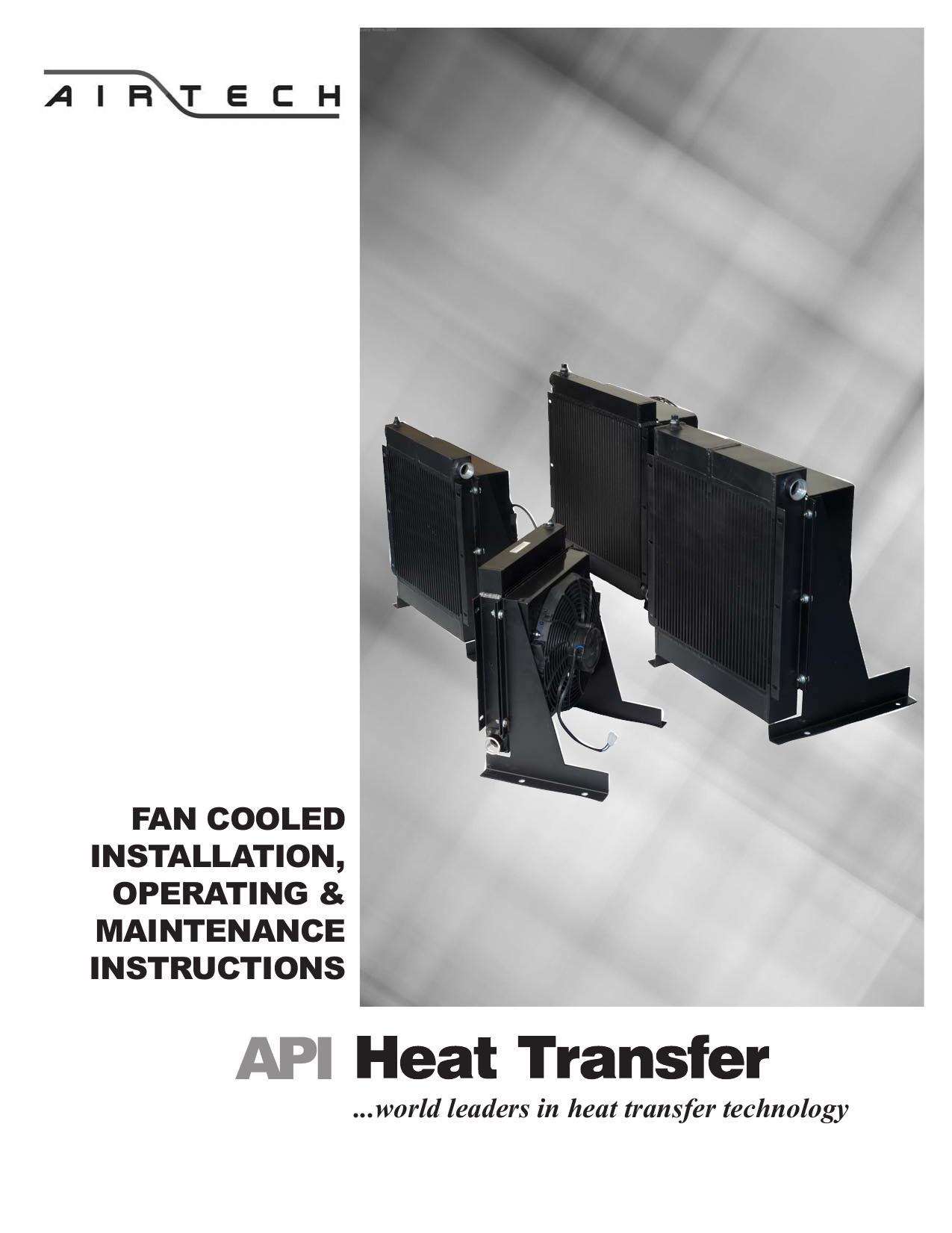 Fan Cooled Instructions indd | manualzz com