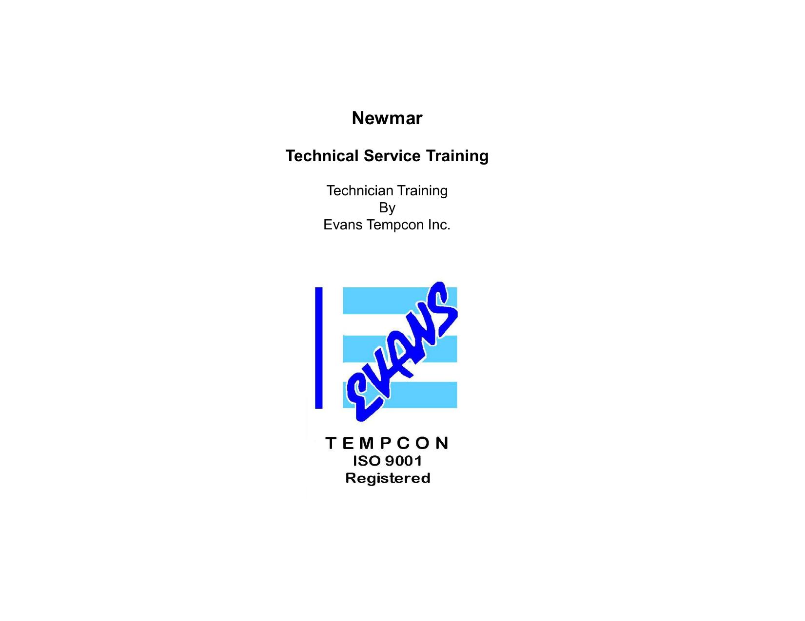 Newmar Technical Service Training Fuse Box