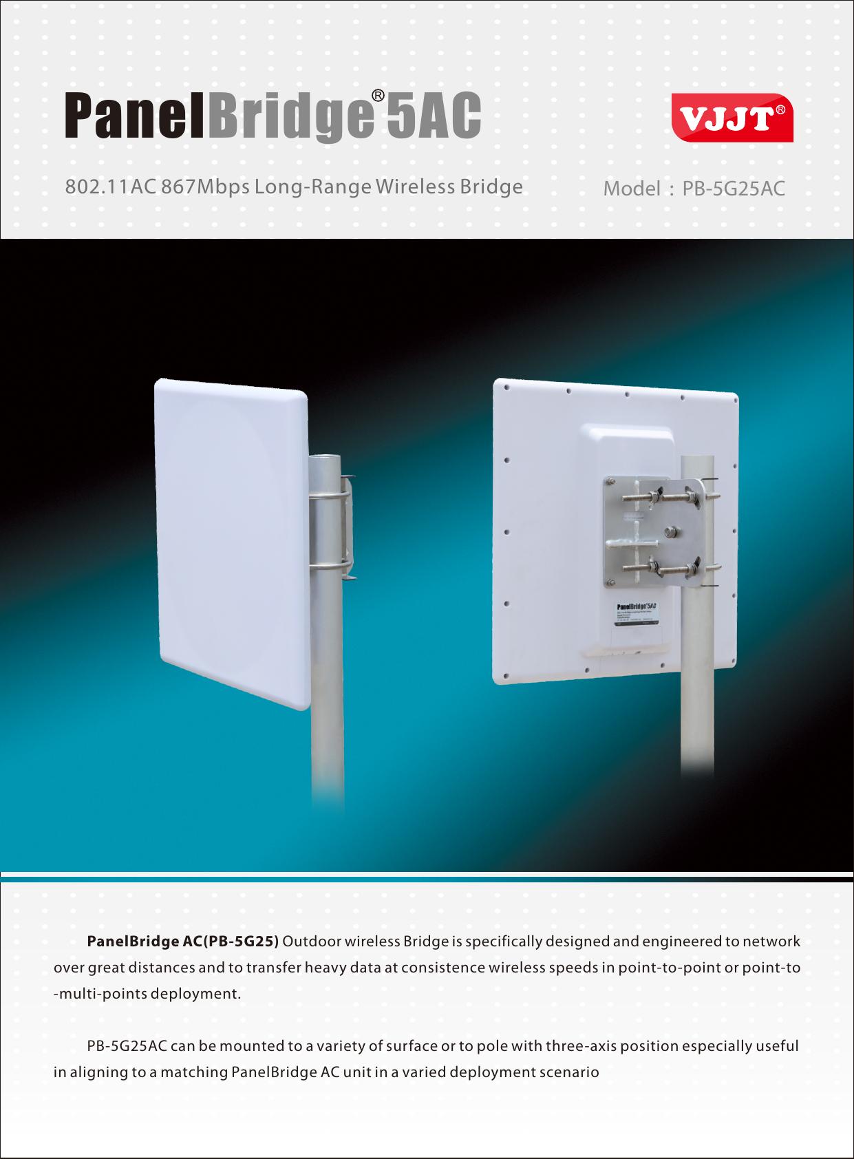 PB-5G25AC Datasheet | manualzz com